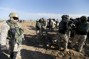 Taking Mosul From ISIS Isn't Happening Anytime Soon