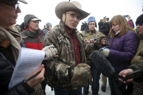 Oregon Militant A Martyr Whether Murdered In Cold Blood Or Not