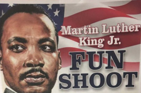"Air Force Forced To Apologize For Using MLK Pic To Promote Holiday ""Fun Shoot"""