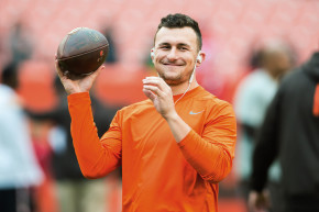 Oh Please God, Let The Latest Crazy Johnny Manziel Story Be True
