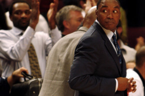 Photo With Alleged Murderer Lands Isiah Thomas In Hot Water Again