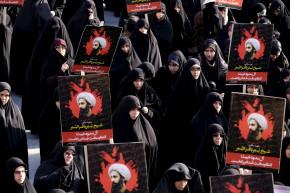 Saudis Mock Iranians After Embassy Sacking In Tehran
