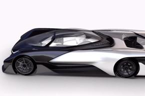 Faraday Future's Electric Concept Car Looks Like The Batmobile