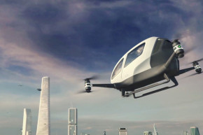 This Autonomous Helicopter Will Take You For A Ride