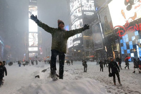 The Record Breaking 2016 Blizzard: By The Numbers