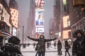 Snowstorm Watch: The Historic Storms That Did (And Didn't) Hit NYC