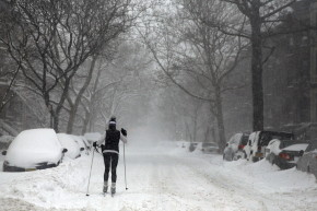 New Yorkers Dig Out From Second-Biggest Snowfall Since 1869