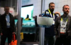This Floating Ball Might Be The Safest Drone Out There