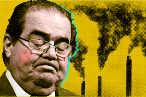 How Scalia's Death Could Impact Science On The Supreme Court