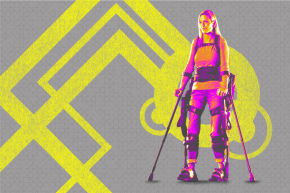DARK NET: How Exoskeletons Are Rewriting The Rules Of Paralysis