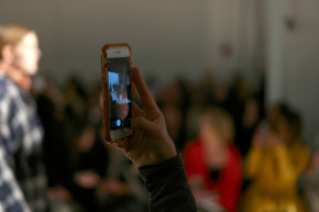 Not Everyone Is A Fan Of Social Media's Fashion Week Takeover
