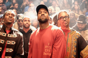 Like Kanye's Diary, Fashion Week Day 1 Was All About Kanye West