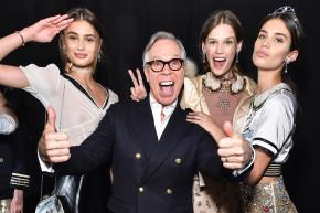 Hilfiger And Herrera Make Fashion Week A Stately Affair
