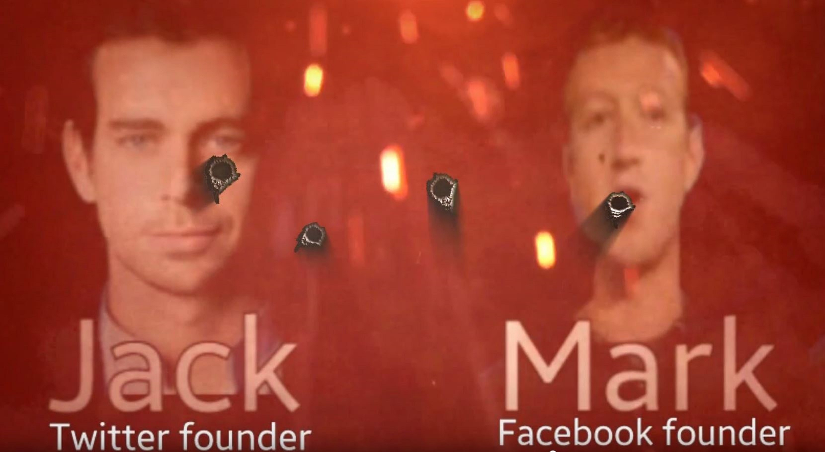 ISIS Twitter Facebook
