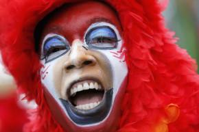 Vibrant Floats, Dancers, Bands: New Orleans Celebrates Mardi Gras