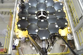 This Time-Lapse Video Of NASA's Gigantic Telescope Is Mesmerizing