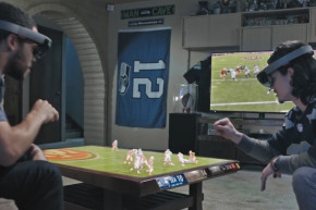 HoloLens Could Reinvent How We Watch Football