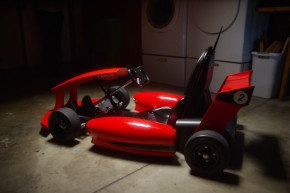 Could This Be The Tesla Of Go-Karts?