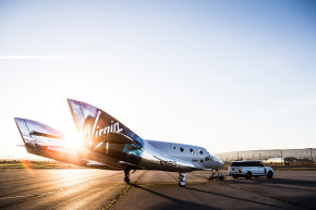 Virgin Galactic Is Making All Your Space Travel Dreams Come True