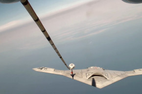 Why The Navy Is Ditching This Impressive Stealth Drone
