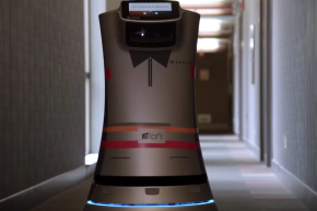 Robot Hotel Maids Now Delivering Room Service