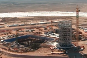 Israel's Solar Tower Will Be The Largest In The World