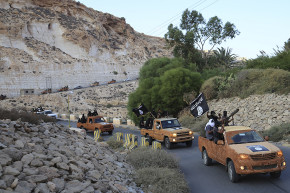 ISIS Thrives In Libya 5 Years After Revolution That Toppled Gaddafi