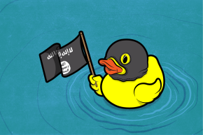 DARK NET: Trying To Kill ISIS With Cuteness