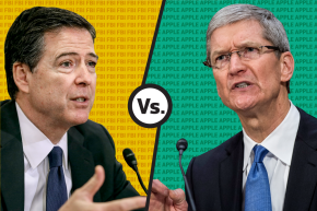 """FBI To Apple: """"Take Down That Vicious Guard-Door"""" And Unlock iPhone"""