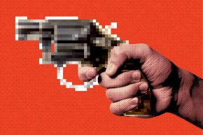 DARK NET: Creator Of 3D-Printed Gun Isn't Backing Down