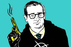 The Metal, Murderous Life Of Ted Cruz, According To The Internet
