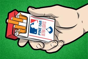 How Major League Baseball Got Addicted To Tobacco