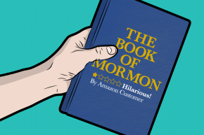 Amazon Users Are Mean-Reviewing The Mormon Holy Book