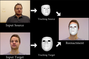 Smart 3D Modeling Lets You Manipulate Faces In Videos