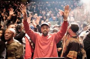 You Can Stream Kanye West's New Album On Pornhub