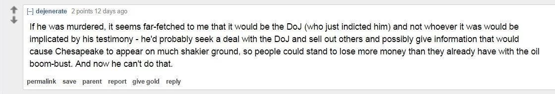 Make a deal with the DOJ sell out others