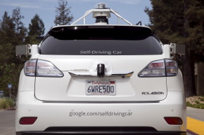 Google Will Testify Before Congress About Its Self-Driving Cars