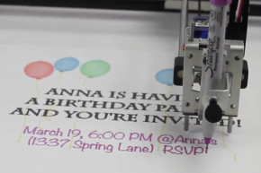 This Machine Can Draw And Write Like A Pro