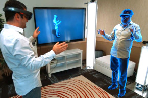 HaloLens App Lets You Teleport Virtually From Anywhere