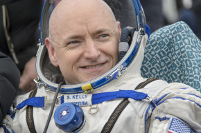 NASA's Scott Kelly Comes Back To Earth After Breaking Record