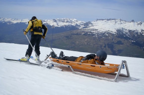 A New Sled Designed With Injuries In Mind
