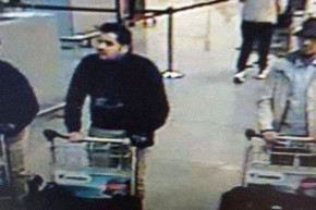 Police Searching For Brussels Attack Suspect