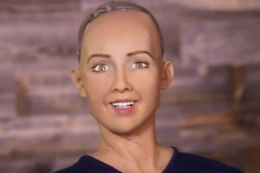 The Robot With A Realistic Range Of Facial Expressions
