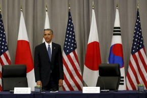 World Leaders Gather To Discuss Staving Off Nuclear Catastrophe