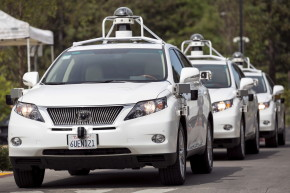 Google's Self-Driving Car Just Caused Its First Crash