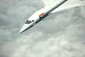 NASA Unveils Plans For A Quieter Supersonic Plane