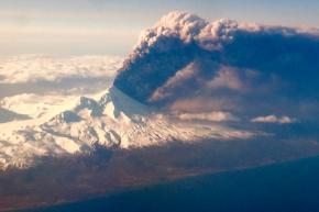Surprise Volcanic Eruption Spews Ash Up To 37,000 Feet