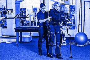 This Exoskeleton Could Help Stroke Victims Walk