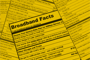 "Now There's A ""Nutrition Label"" For Your Internet Service"