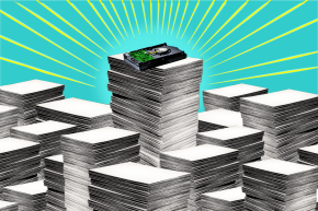 1.8 Million Floppy Disks: Visualizing The Giant Panama Papers Leak